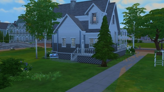 Cozy Family Home by PolarBearSims at Mod The Sims image 921 670x377 Sims 4 Updates