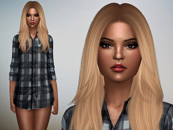 Elliana Downey by Margeh 75 at TSR image 933 Sims 4 Updates