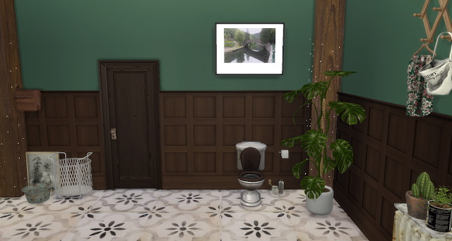 Justin bathroom by Rissy Rawr at Pandasht Productions image 942 Sims 4 Updates