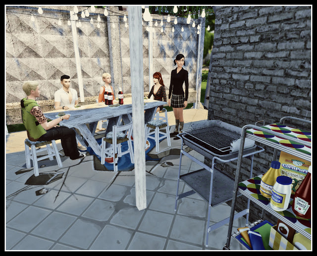 Sims 4 Students home 1 at Nagvalmi
