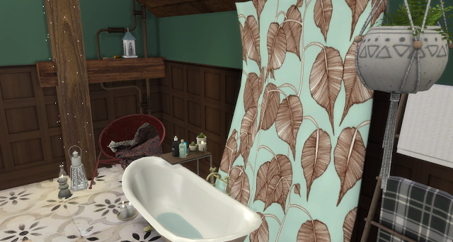 Justin bathroom by Rissy Rawr at Pandasht Productions image 952 Sims 4 Updates