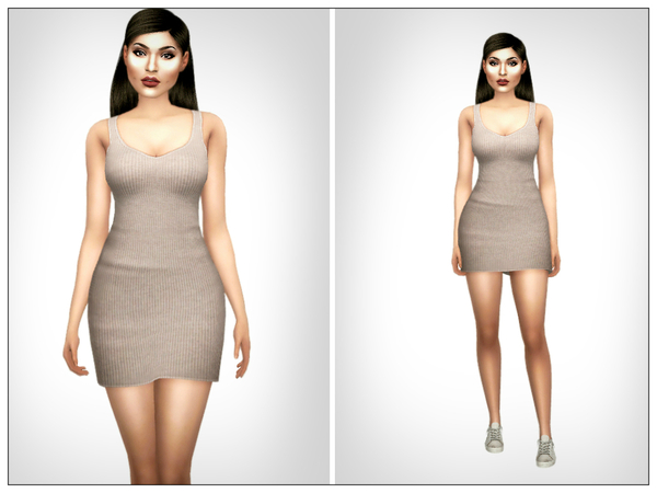 Sims 4 Constanza by Softspoken at TSR