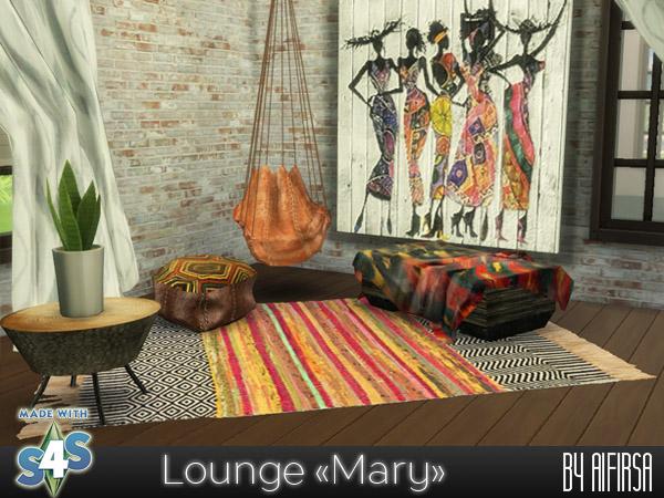 Mary Lounge at Aifirsa image 10312 Sims 4 Updates