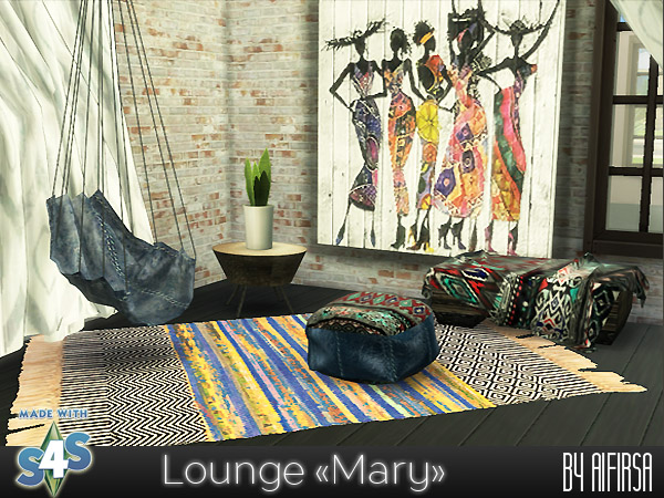 Mary Lounge at Aifirsa image 10410 Sims 4 Updates
