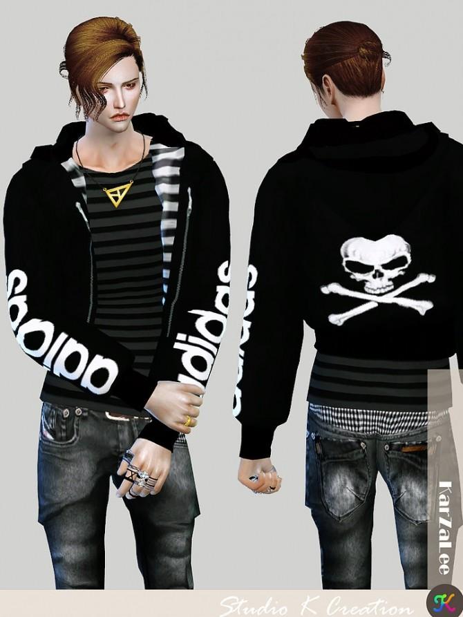 Aoba jacket M at Studio K Creation image 10613 670x893 Sims 4 Updates