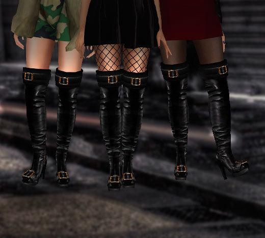 Art Sims Puritan Boots Conversion at Astya96 image 1088 Sims 4 Updates