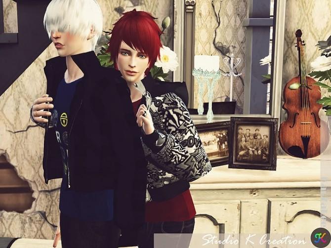 Aoba jacket M at Studio K Creation image 10914 670x502 Sims 4 Updates