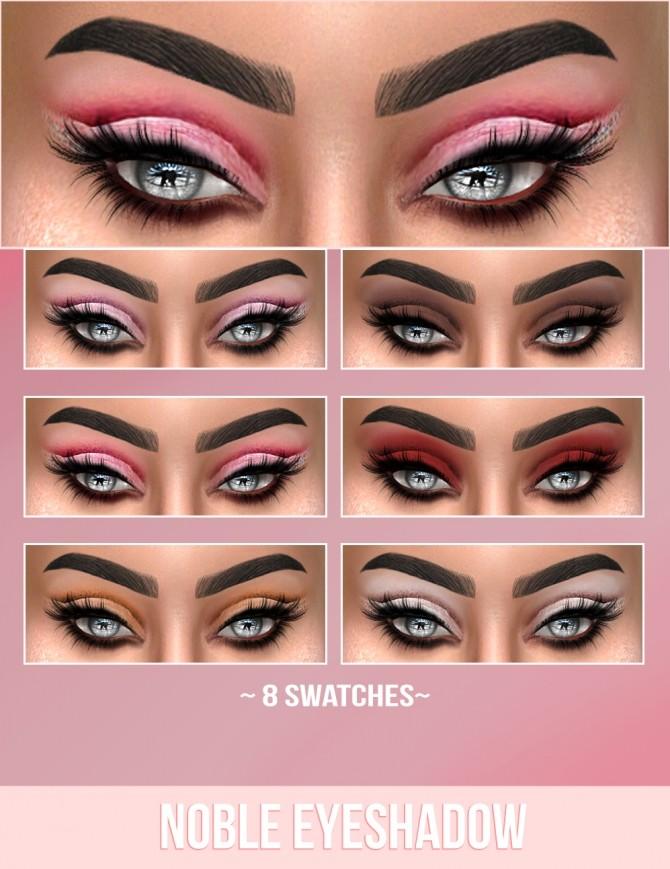 Eyeshadow at Kenzar Sims image 1093 670x869 Sims 4 Updates