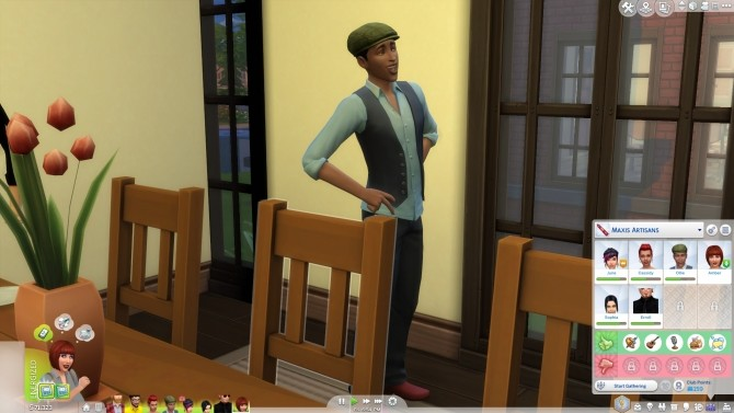 Sims 4 Lot Trait Moods by endermbind at Mod The Sims