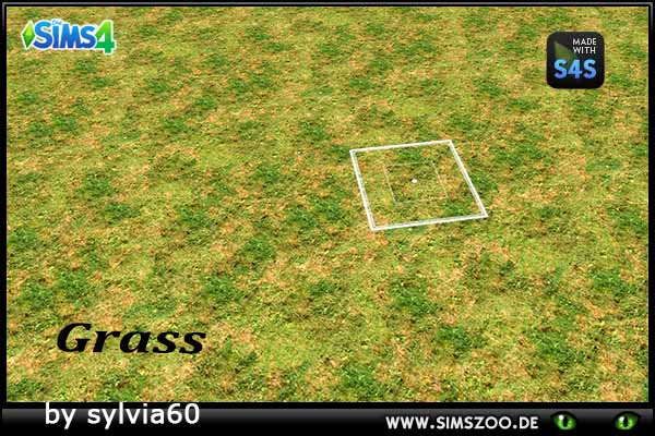 Sims 4 Grass by sylvia60 at Blacky's Sims Zoo