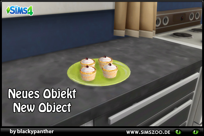 Cupcakes by blackypanther at Blacky's Sims Zoo image 137 Sims 4 Updates