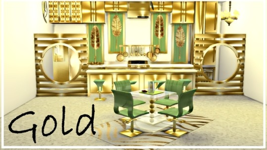 Kitchen at NEW Luxurious Sims 4 image 1371 Sims 4 Updates