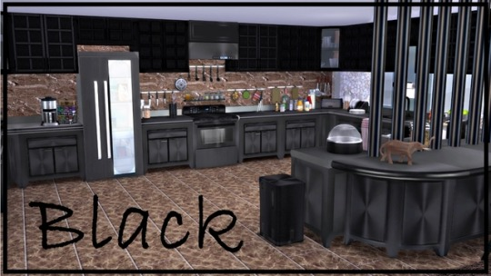 Kitchen at NEW Luxurious Sims 4 image 1401 Sims 4 Updates