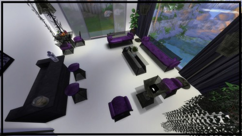 PEEK A BOO Living Room & Dining Room Set at NEW Luxurious Sims 4 image 1431 Sims 4 Updates