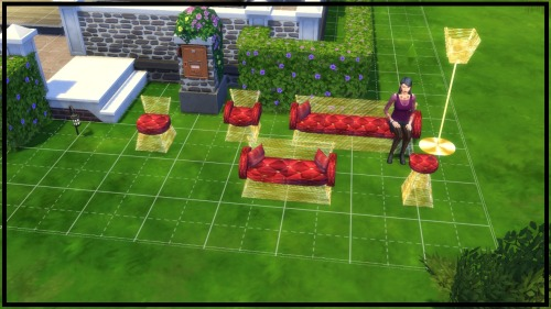PEEK A BOO Living Room & Dining Room Set at NEW Luxurious Sims 4 image 1441 Sims 4 Updates