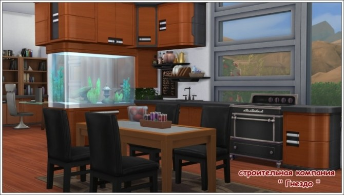 Sims 4 Master small house at Sims by Mulena
