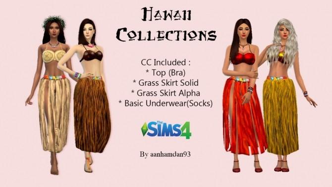 Moana Amp Hawaii Collections At Aan Hamdan Simmer93 187 Sims 4 Updates