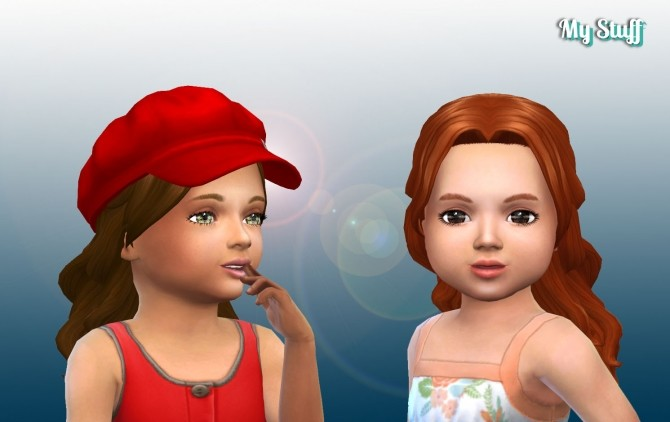 Lonely Hair for Toddlers at My Stuff image 1672 670x422 Sims 4 Updates