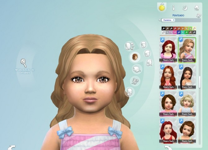 Lonely Hair for Toddlers at My Stuff image 1692 670x485 Sims 4 Updates