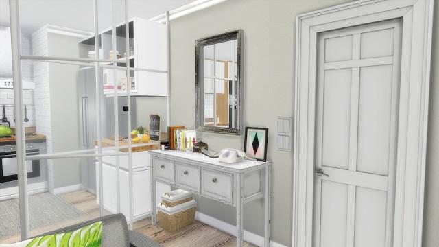 Ikea Kitchen + Livingroom at Dinha Gamer image 1707 Sims 4 Updates