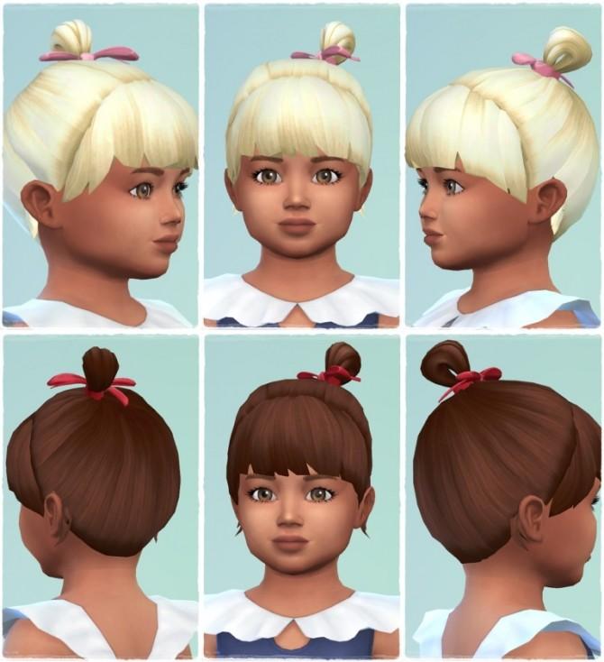 Tiny Loop Bun Toddler at Birksches Sims Blog image 173 670x734 Sims 4 Updates