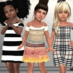 Poster set for kids at Budgie2budgie » Sims 4 Updates