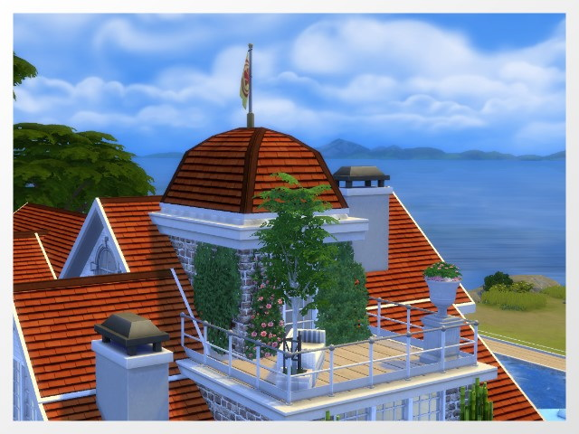 Varel Dangast house by Oldbox at All 4 Sims image 1747 Sims 4 Updates
