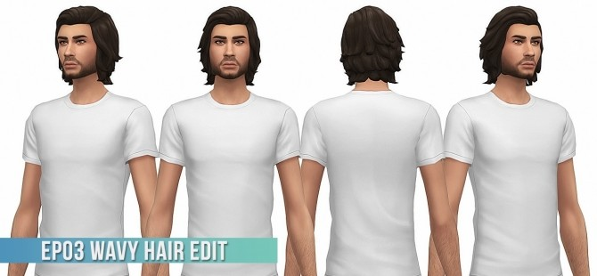 EP03 Wavy Male Hair Edit at Busted Pixels image 1763 670x310 Sims 4 Updates