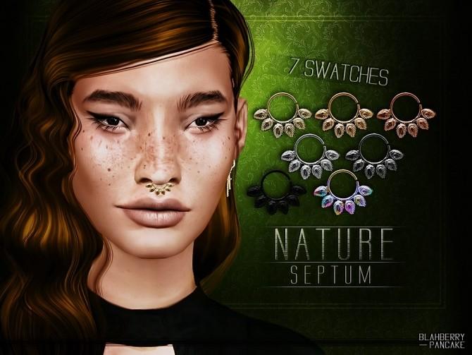 Sims 4 Nature septum at Blahberry Pancake