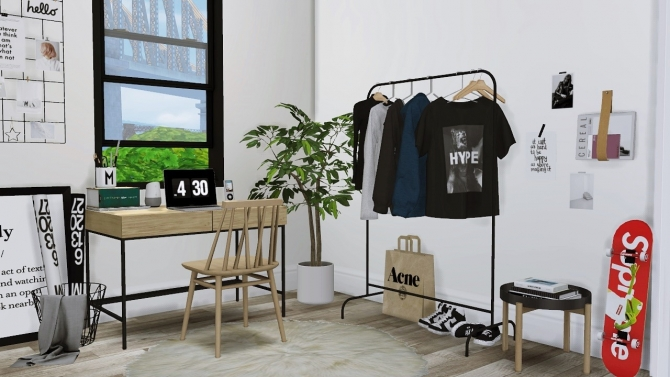 Decorative Clothes Amp Furniture Items At Mxims 187 Sims 4 Updates