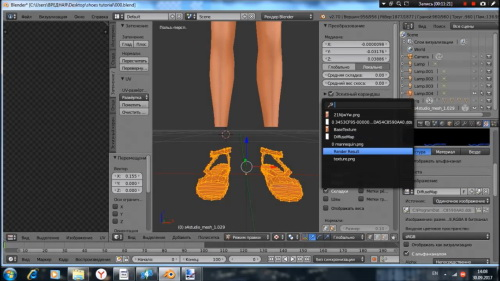 Tutorial Conversion Sims 3 to Sims 4 Shoes at Astya96 image 2005 Sims 4 Updates