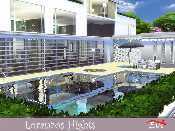 Loranzo Hights by evi at TSR image 2013 Sims 4 Updates
