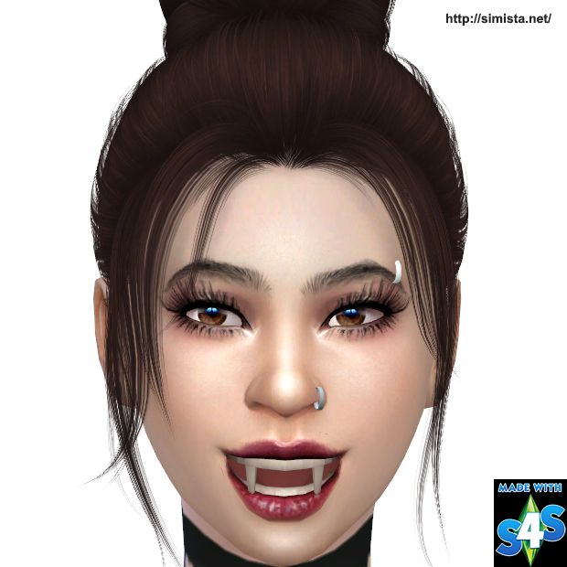 Base Game Fangs at Simista image 2052 Sims 4 Updates