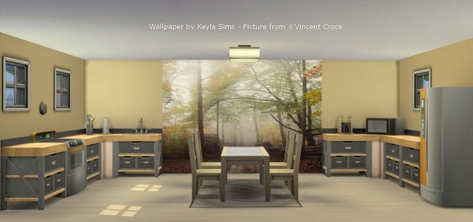 Sims 4 Vincent Croce Wallpapers at Keyla Sims