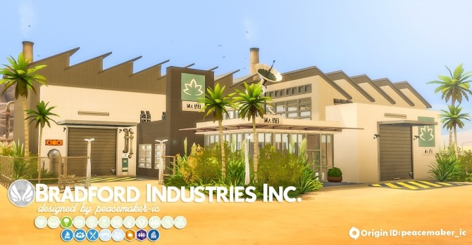 Bradford Industries Inc. GTW Science Facility at Simsational Designs image 2081 670x349 Sims 4 Updates