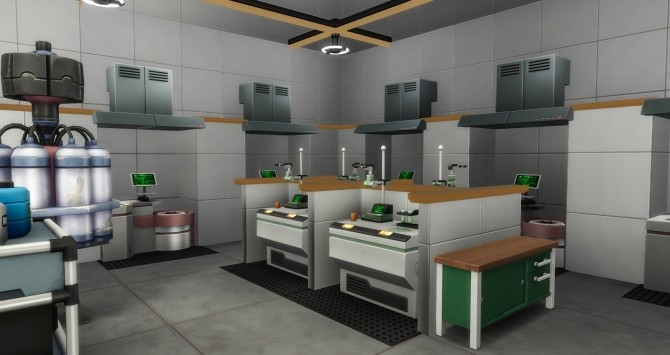 Bradford Industries Inc. GTW Science Facility at Simsational Designs image 2111 670x355 Sims 4 Updates