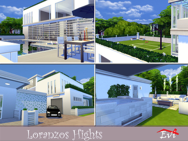 Loranzo Hights by evi at TSR image 2113 Sims 4 Updates