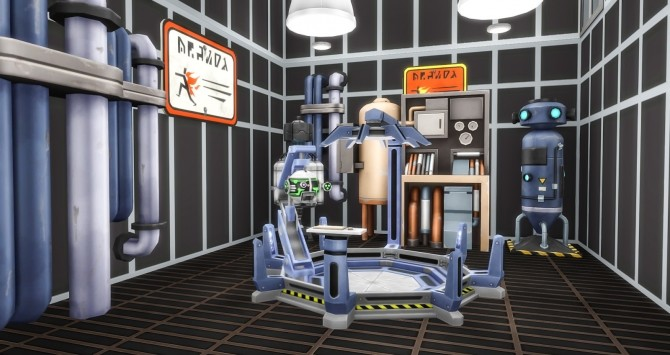 Bradford Industries Inc. GTW Science Facility at Simsational Designs image 2161 670x355 Sims 4 Updates