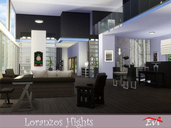 Loranzo Hights by evi at TSR image 2213 Sims 4 Updates