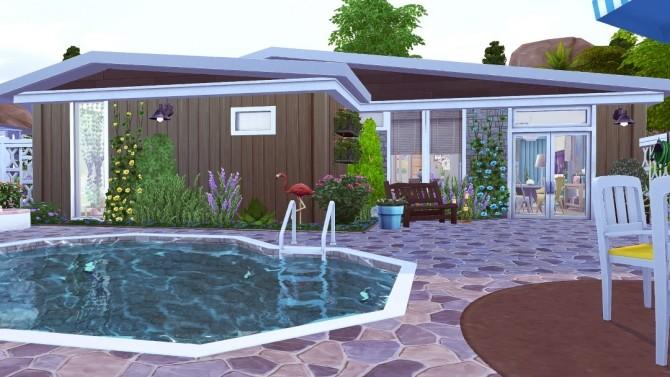 Mid Mod Ranch V2 at Jenba Sims image 2216 670x377 Sims 4 Updates