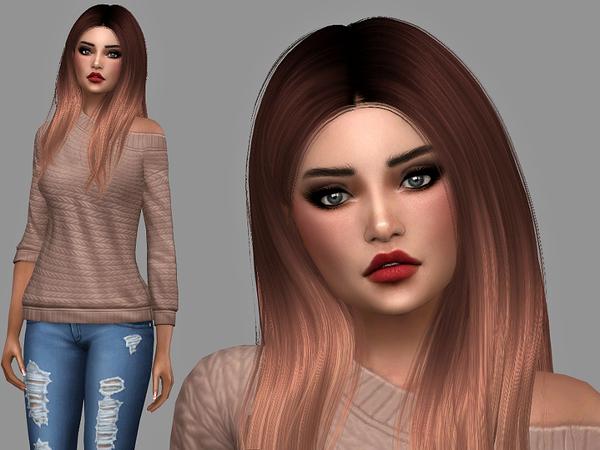 Sims 4 Katrina Philips by Margeh 75 at TSR