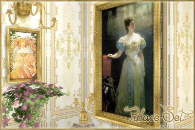 Palace Set at Helen Sims image 2229 Sims 4 Updates