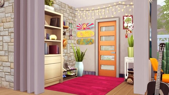 Mid Mod Ranch V2 at Jenba Sims image 2233 670x377 Sims 4 Updates