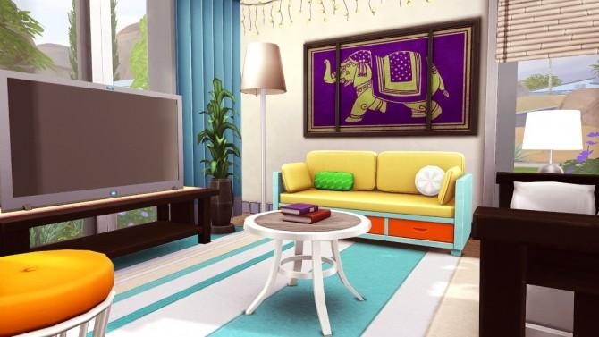 Mid Mod Ranch V2 at Jenba Sims image 2243 670x377 Sims 4 Updates
