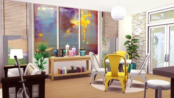 Mid Mod Ranch V2 at Jenba Sims image 2253 670x377 Sims 4 Updates