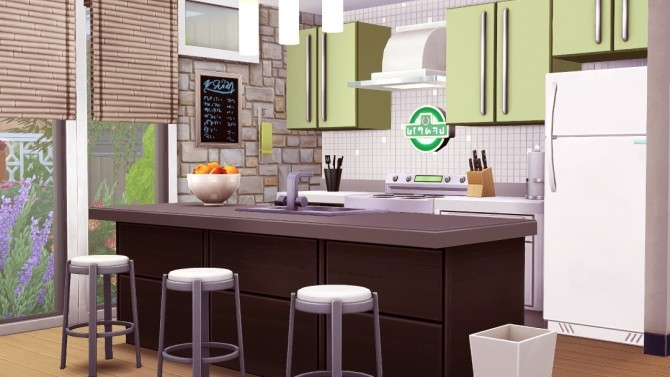 Mid Mod Ranch V2 at Jenba Sims image 2262 670x377 Sims 4 Updates