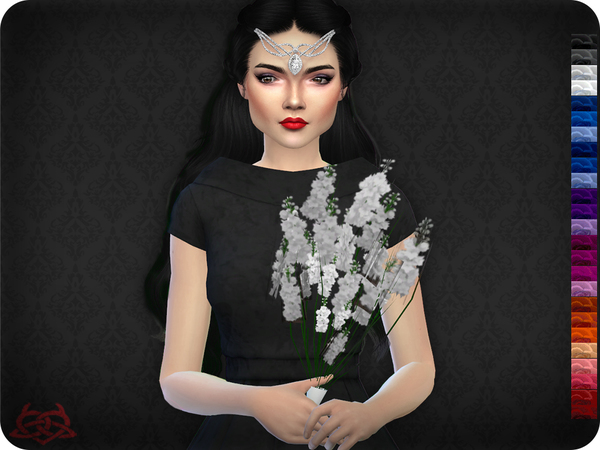 Wedding Bouquet 4 by Colores Urbanos at TSR image 2310 Sims 4 Updates