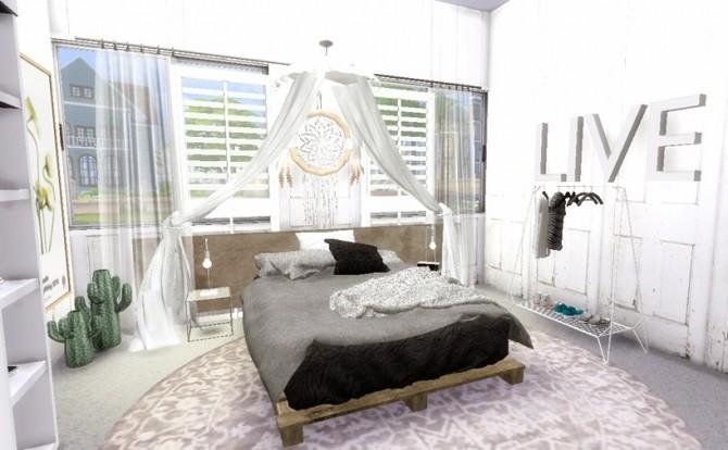 Zen Bedroom At Sims4 Luxury 187 Sims 4 Updates