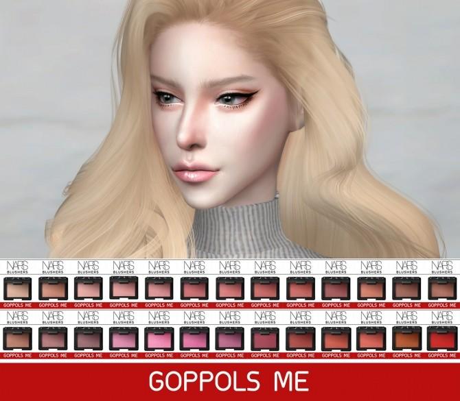 Blushers at GOPPOLS Me image 2391 670x585 Sims 4 Updates