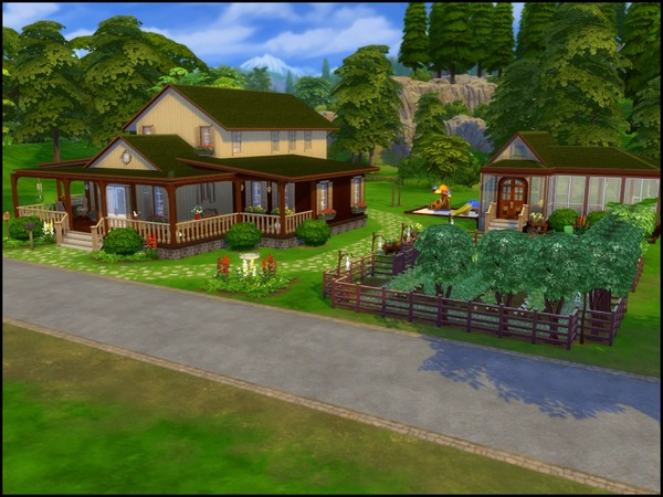 Planters Farm by sparky at TSR image 2413 Sims 4 Updates